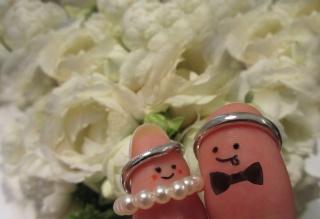 【Jewel HAMA(ジュエルはま)の口コミ】 もともと手作りの結婚指輪で考えていました。 電話をするとすぐに資料を送…
