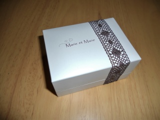 【Marie et Marie(マリ・エ・マリ)の口コミ】 いろいろなブランドや商品を見たり、試着してみて自分の手に一番似合うもの…
