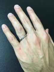 【ブシュロン(BOUCHERON)の口コミ】 はじめは興味なかったマリッジリングですが、妻の勧めでたくさんの指輪を…
