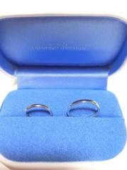 【銀座ダイヤモンドシライシの口コミ】 最初はダイヤのついた指輪を探していろんなお店に行きたくさん指輪を見て、…