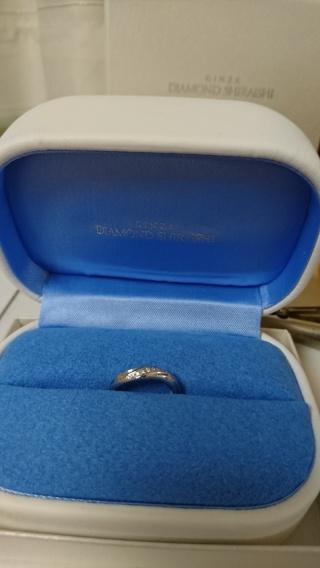 【銀座ダイヤモンドシライシの口コミ】 ダイヤモンドシライシの指輪は、指にはめた時の滑らかさが抜群だった事と、…