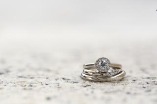 【ラザール ダイヤモンド(LAZARE DIAMOND)の口コミ】 案内していただいたアドバイザーの方の知識がすごく、納得して選ぶことが…