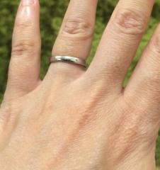 【TANZO(タンゾウ)の口コミ】 結婚指輪は永く使うものだから、できれば買い替えや修理なく丈夫で安心し…
