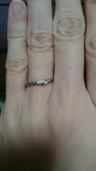 【アイプリモ(I-PRIMO)の口コミ】 結婚指輪はシンプルなデザインというイメージがあって、どれも一緒だと思っ…