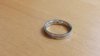 【アイプリモ(I-PRIMO)の口コミ】 元々はシンプル過ぎず、派手すぎないようなリングを探していました。ディオ…