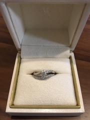 【ヴァンドーム青山(Vendome Aoyama)の口コミ】 あまり高額な指輪が欲しかったわけではなかったし、指輪にかけるお金は節約…