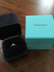 【ティファニー(Tiffany & Co.)の口コミ】 憧れていたティファニー。見に行くと価格が高いものばかり。予算を言うとデ…