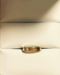 【カルティエ(Cartier)の口コミ】 以前から欲しかったものを、調べていて、旅行時にハワイの免税店で、購入…