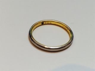 【ケイウノ ブライダル(K.UNO BRIDAL)の口コミ】 オーダーメイドで婚約指輪を作った際、大変お世話になったので結婚指輪も…