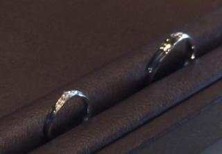 【JEWELRY  KAMATA(ジュエリーかまた)の口コミ】 家が近いので見に行ったのですが、種類も多く自分に合う指輪を見つけられた…