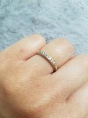 【杢目金屋(もくめがねや)の口コミ】 主人からサプライズでもらった婚約指輪が杢目金屋だったのですが、その婚約…