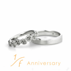 【1/f  Anniversary】薔薇の冠I