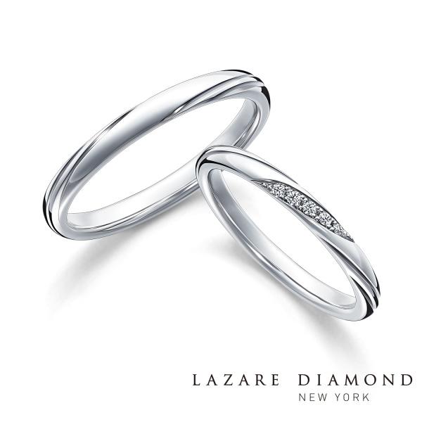 【ラザール ダイヤモンド(LAZARE DIAMOND)】【レンブラント】奇跡のような光に導かれ、未来へと輝くふたりの愛