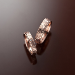 【ISLANDS(アイランズ)】結婚指輪【4】