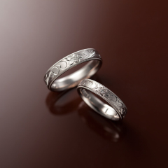 【ISLANDS(アイランズ)】結婚指輪【8】