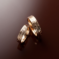 【ISLANDS(アイランズ)】結婚指輪【9】