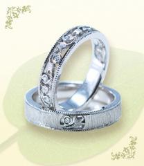 【Houte Couture Jewelry KIKUI Bridal】Muguet(ミュゲ)