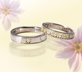 【Houte Couture Jewelry KIKUI Bridal】Dahlia(ダリア)
