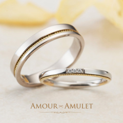 【JKPlanet(JKプラネット)】AMOUR AMULET ATTACHE