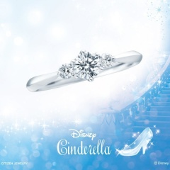 【JKPlanet(JKプラネット)】Disneyシンデレラ You're my Princess(ユア・マイ・プリンセス)【婚約指輪】