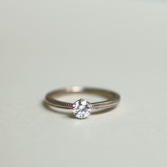 【mina.jewelry(ミナジュエリー)】プロポーズリング