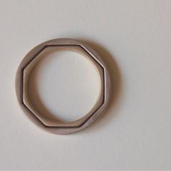 【mina.jewelry(ミナジュエリー)】ぴったりはまるマリッジリング