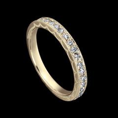 【エクセルコダイヤモンド(EXELCO DIAMOND)】《BEAU LAC 4 YG》