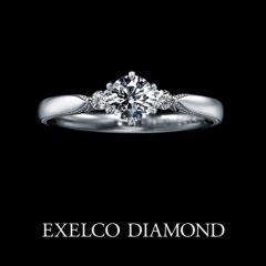 【エクセルコダイヤモンド(EXELCO DIAMOND)】2018.3.24新作《Elisabeth Fine~エリザベート フィーヌ~》