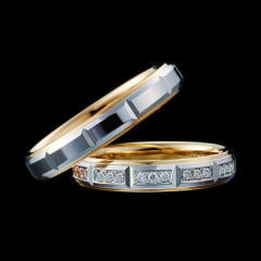 【エクセルコダイヤモンド(EXELCO DIAMOND)】《L'Elue 7,8》