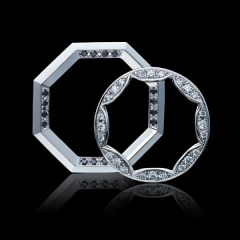 【エクセルコダイヤモンド(EXELCO DIAMOND)】《Diamond journey【Compass rose】》Shop Limited Model