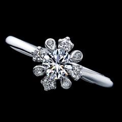 【エクセルコダイヤモンド(EXELCO DIAMOND)】《Beau Chateau ROUND》