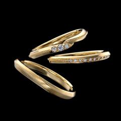 【エクセルコダイヤモンド(EXELCO DIAMOND)】《CORONET YG》