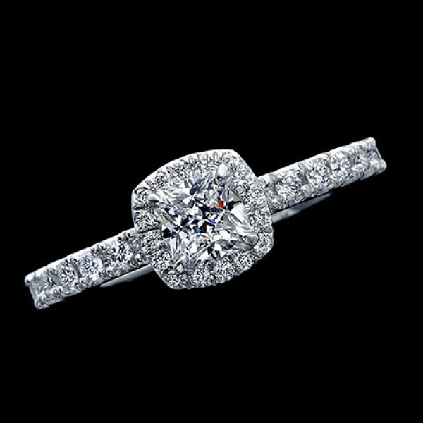 【エクセルコダイヤモンド(EXELCO DIAMOND)】《Beau Chateau~ビュー シャトー~ FABIOLA》