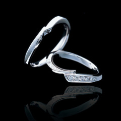 【エクセルコダイヤモンド(EXELCO DIAMOND)】《a spiral of love》