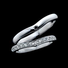 【エクセルコダイヤモンド(EXELCO DIAMOND)】《Marriage rings 312》