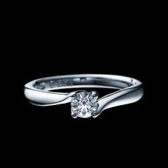 【エクセルコダイヤモンド(EXELCO DIAMOND)】《Engagement Ring 4331》