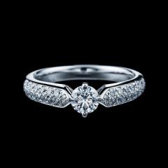 【エクセルコダイヤモンド(EXELCO DIAMOND)】《Engagement Ring 4311》