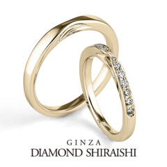 【銀座ダイヤモンドシライシ】Diana D.(ディアナ ディー)YG