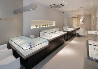 銀座ダイヤモンドシライシ 静岡本店