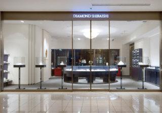 銀座ダイヤモンドシライシ ホテル テラス ザ ガーデン水戸店