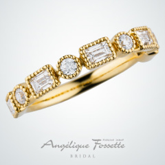 【アンジェリックフォセッテ(Angelique Fossette)】ange au sourire【アンジュ オ スリール】
