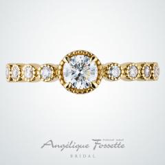 【アンジェリックフォセッテ(Angelique Fossette)】ange de bonheur【アンジュ ド ボヌール】