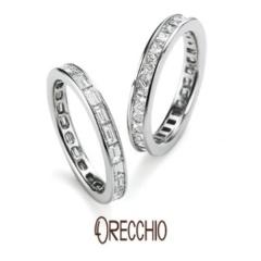【ORECCHIO(オレッキオ)】<safari> ダイヤのカットの違いでイメージが変わるエタニティーリング