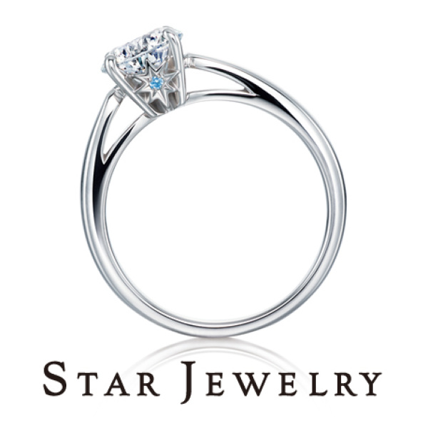 【STAR JEWELRY(スタージュエリー)】CROSSING STAR