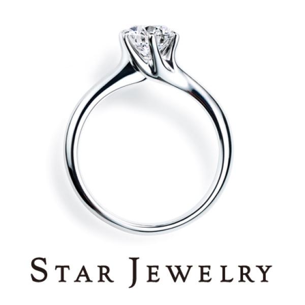 【STAR JEWELRY(スタージュエリー)】STREAM SETTING