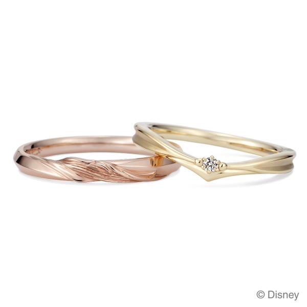 【ケイウノ ブライダル(K.UNO BRIDAL)】Disney / 美女と野獣 -Ballroom-