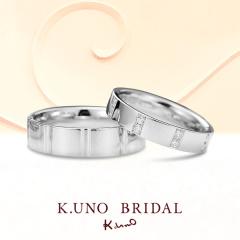 【ケイウノ ブライダル(K.UNO BRIDAL)】Stripe -ストライプ-