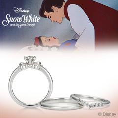 【ケイウノ ブライダル(K.UNO BRIDAL)】Disney / 白雪姫