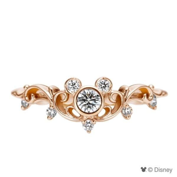 【ケイウノ ブライダル(K.UNO BRIDAL)】Disney / Happy Tiara