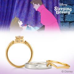 【ケイウノ ブライダル(K.UNO BRIDAL)】Disney / 眠れる森の美女
